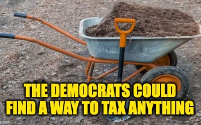 Can't Make This Up: The Democrats' Reconciliation Bill Includes Tax On Dirt