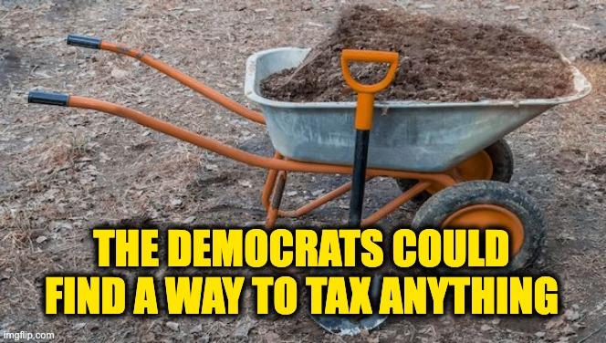 tax on dirt