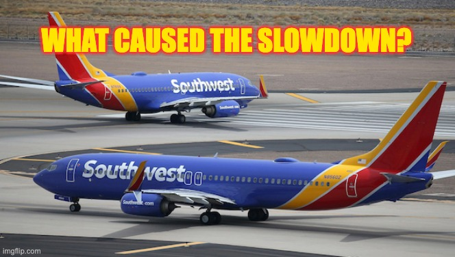 Southwest slowdown