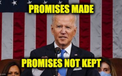 Black, Other Minority Voters Lose Faith In Biden's Ability To Deliver On Campaign Promises