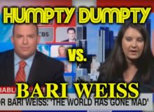 Former NYTimes Editor Bari Weiss Blasts CNN On Brian Stelter's Show And It's FANTASTIC (Video)