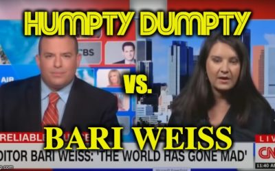 Former NY Times Editor Bari Weiss Blasts CNN On Brian Stelter's Show And It's GREAT! (Video)