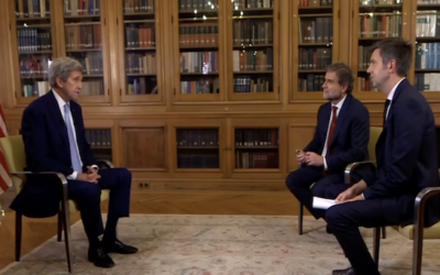 John Kerry To French TV: Biden 'Literally' Had No Clue About Nuclear Submarine Deal