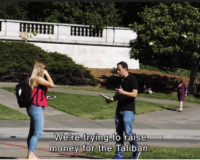 Students At Berkeley Would Donate Funds To Support Taliban, Kill Americans (Video)