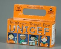 This Halloween PLEASE Don't Give To Terrorist-Supporting UNICEF!