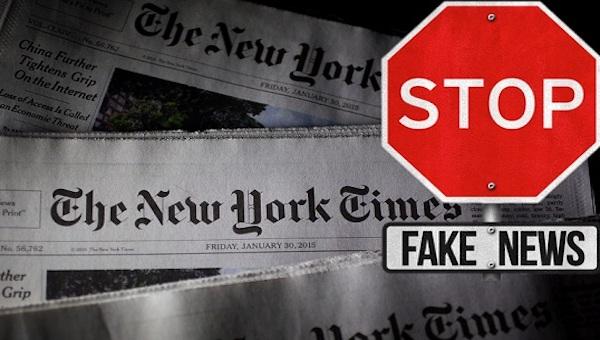 NY Times wrong again