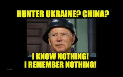 Joe Said He Knew Nothing About Hunter's Business. New Emails Prove Biden Was Lying