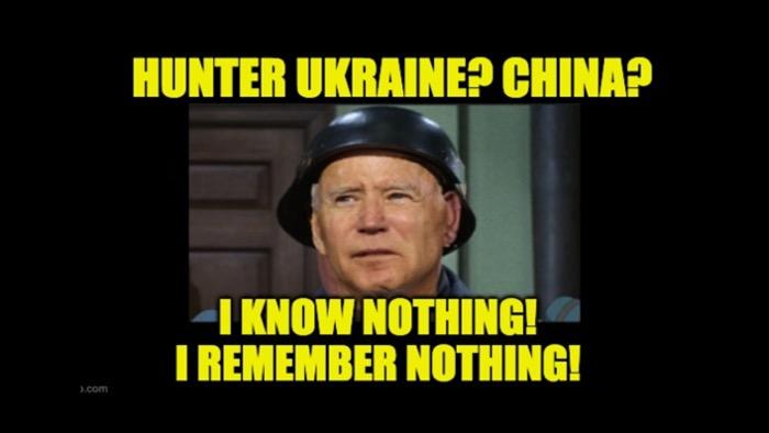 email proof Biden was lying