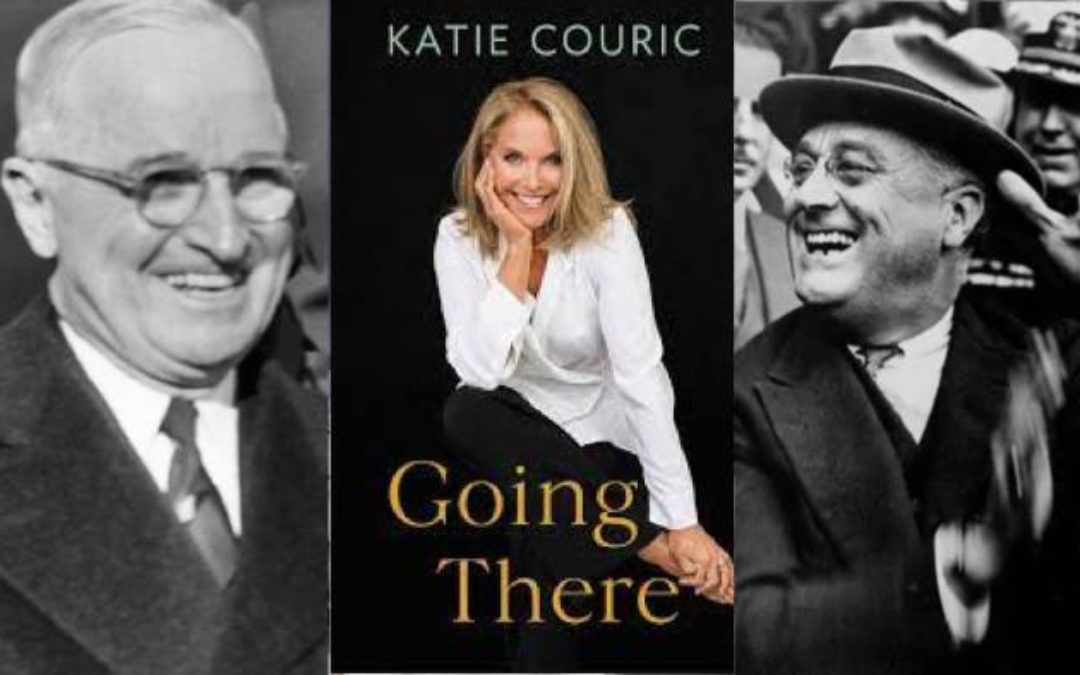 Katie Couric Wasn't The First: FDR, Truman And The Jews