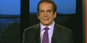 Pray For Charles Krauthammer